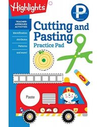 Preschool: Cutting and Pasting