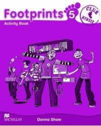 Footprints 5. Activity Book Pack