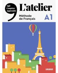 L'Atelier A1. Livre (+ DVD)