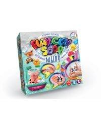 "Набор для творчества ""PlayClay Soap. Пластилиновое мыло. Панда"""