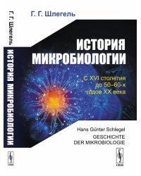 История микробиологии