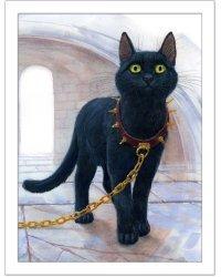 """Постер в раме """"Волшебный кот"""""""