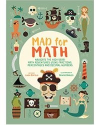 Mad For Math - Pirates In The Wild!