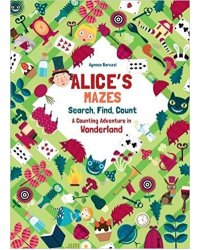 Alice's Mazes: Search, Find, Count