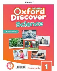 Oxford Discover Science 1. Picture Cards