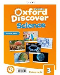 Oxford Discover Science 3. Picture Cards
