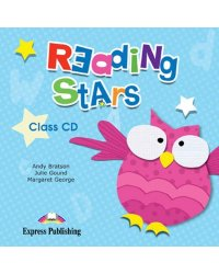 Audio CD. Reading Stars. Pupil's Book