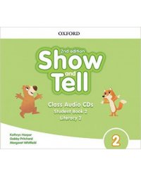 Audio CD. Show and Tell: Level 2
