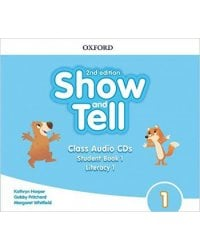 Audio CD. Show and Tell: Level 1