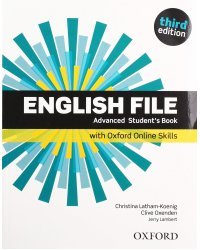 English File: Advanced. Student's Book with Oxford Online Skills