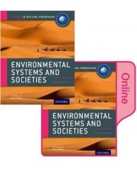 Environmental Systems and Societies. Print and Online Course Book Pack