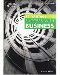 Success with Business. B2 Vantage Student's Book