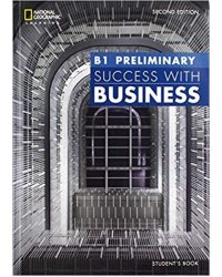 Success with Business. B1 Prelim Student's Book