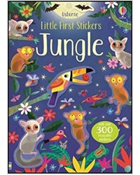Little First Stickers: Jungle