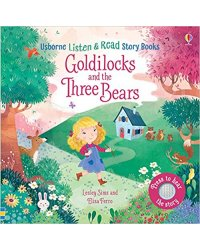 Goldilocks and the Three Bears. Board book