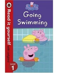 Peppa Pig: Going Swimming - Read It Yourself with Ladybird. Level 1