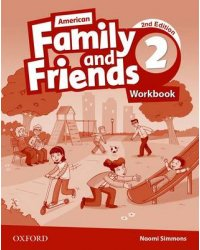Family and Friends American. Level 2. Workbook