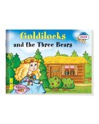 2 уровень. Златовласка и три медведя. Goldilocks and the Three Bears (на английском языке)