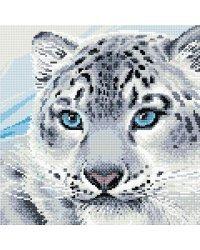 """Набор алмазной мозаики Риолис """"Барс"""", 30x30 см, арт. АМ0040"""