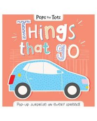 Pops for Tots. Things That Go