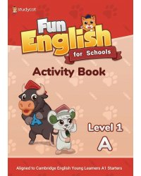 Fun English for Schools. Activity Book Level 1A