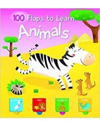 100 Flaps to Learn. Animals