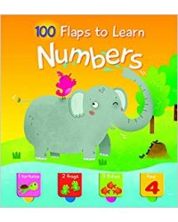 100 Flaps to Learn. Numbers