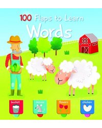 100 Flaps to Learn. Words