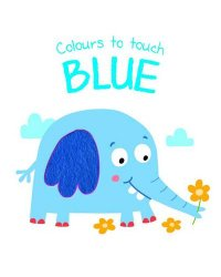 Colours to Touch. Blue