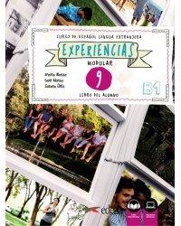 Experiencias: Libro del alumno 9 (В1) + audio descargable