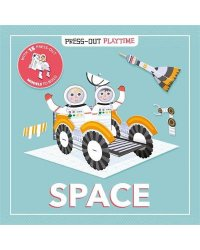 Press-out Playtime. Space