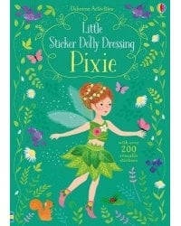 Little Sticker Dolly Dressing: Pixie