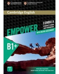 Empower. Intermediate Student's Book and Workbook with Online Assessment. Combo A