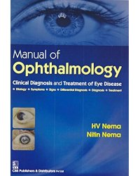 Manual of Ophthalmology. Clinical Diagnosis and Treatment of Eye Disease