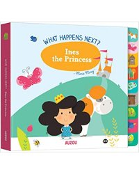 Ines the Princess. Board book