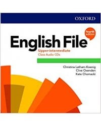 Audio CD. English File. Upper-Intermediate (количество CD дисков: 5)