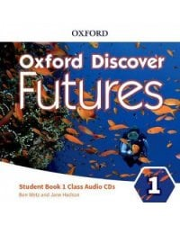 Audio CD. Oxford Discover Futures 1