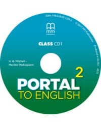 Audio CD. Portal to English 2. Level A1.2