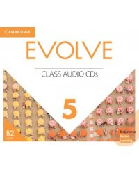 Audio CD. Evolve. Level 5