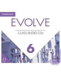 Audio CD. Evolve. Level 6