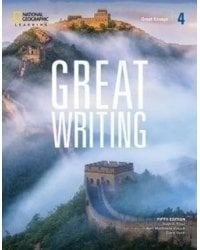 Great Writing 4. Great Essays. Student Book with Online Workbook