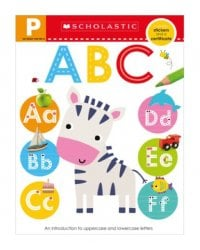 Get Ready for Pre-K Skills Workbook. ABC