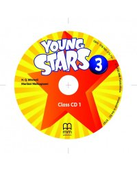 Audio CD. Young Stars 3