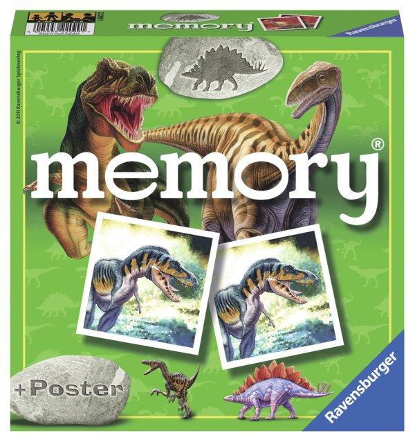 """Игра мемори """"Динозавры"""""""