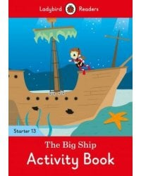 The Big Ship. Level 13. Activity Book
