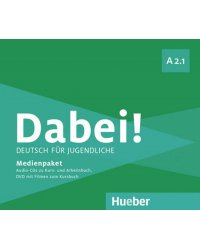 Audio CD. Dabei! A2.1. Medienpaket (+ DVD)