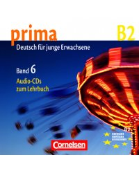 Audio CD. Prima B2. Band 6