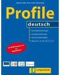 Profile deutsch. Buch (+ CD-ROM)