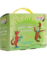 Little Green Box of Bright and Early. Board Books (4-book set)