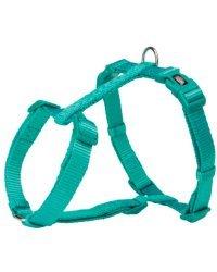 Шлейка Premium H-Harness, S–M: 42–60 см/15 мм, цвет: океан